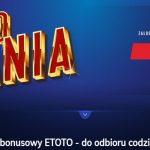 ETOTOMANIA - nowa promocja Etoto • Blog