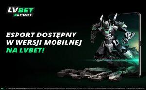 Esport mobile w LVBET • Blog